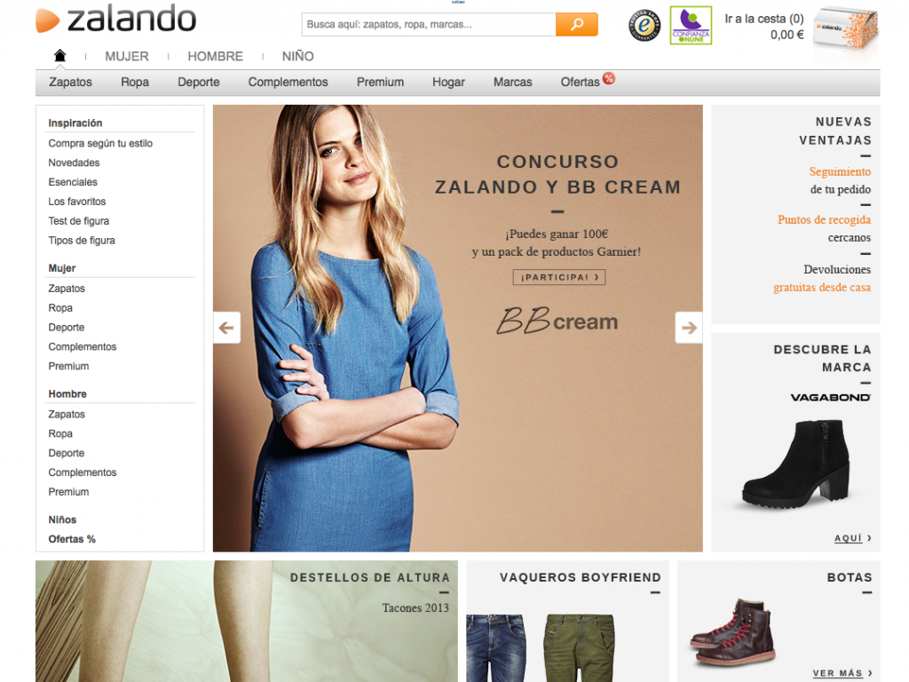 diseño ecommerce tiendaonline madrid