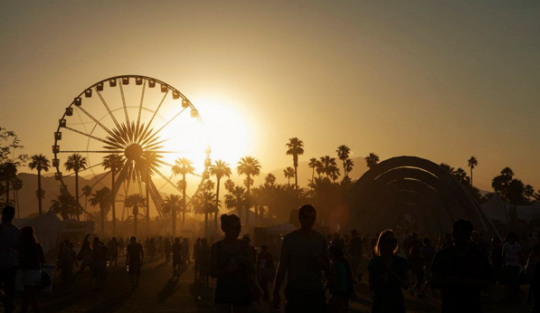 california festival