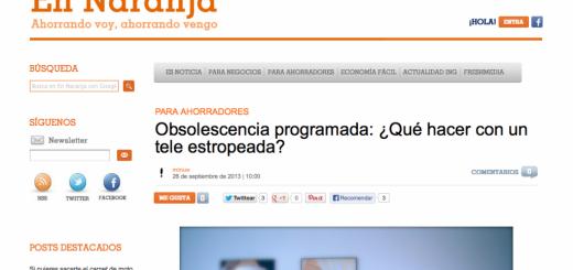 diseño blog profesional madrid
